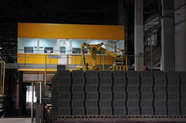 Кузьминецкий крипичный завод — блоки Кератерм. Фото, продажа