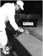Первый слой раствора для кладки керамических блоков. Фото, советы
