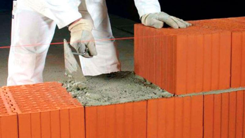 Ошибки при кладке керамических блоков. Фото, статьи