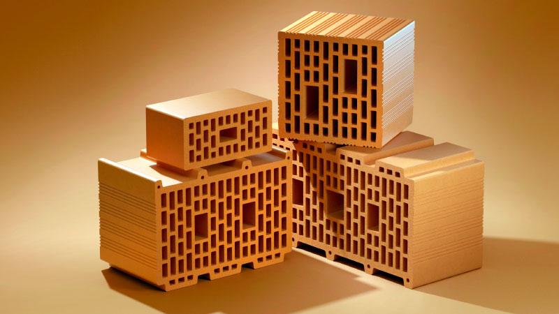 Керамические блоки КЕРАТЕРМ ® - преимущества использования пористой керамики
