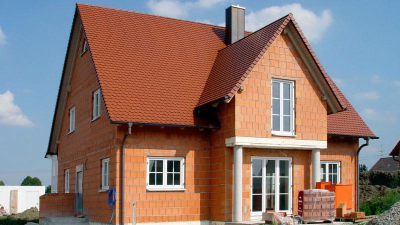 Будівництво будинку з керамічних блоків