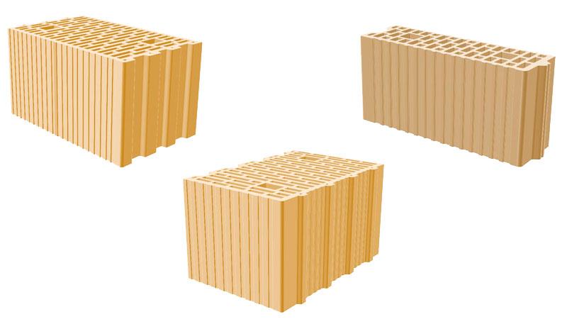 Каккой размер керамоблока Кератерм выбрать? Фото, статьи-Кератерм