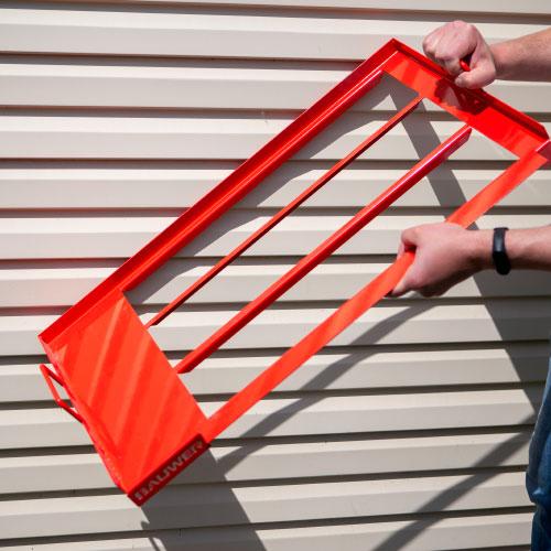 Инструмент для кладки керамических блоков