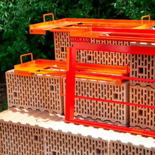 Слайдер для кладки керамических блоков